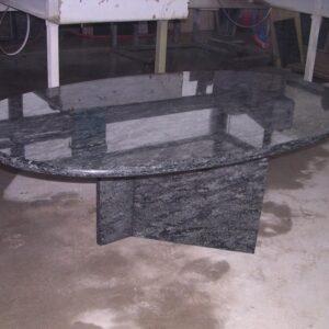 Gránit dohányzó asztal
