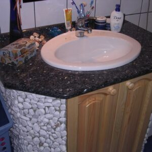 Gránit mosdópult