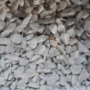 Fehér márvány zúzalék