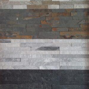 Kőpanelek 10 x 40 cm-es méretben